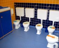 WC Creche - Piso 1