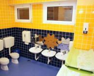WC Creche - Piso 2