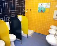 WC Jardim de Infância