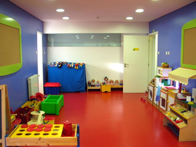 imagens jardim infancia:Sala Amarela/Laranja – Curiosa Idade – Curiosa Idade