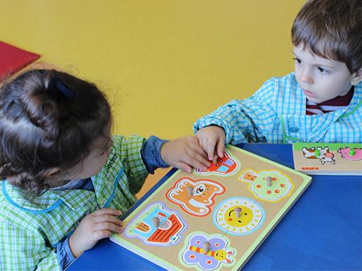 Ensinar as crianças a partilhar