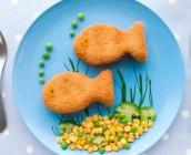 receita saudável de medalhões de pescada
