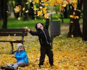 cuidados a ter com as criancas no outono